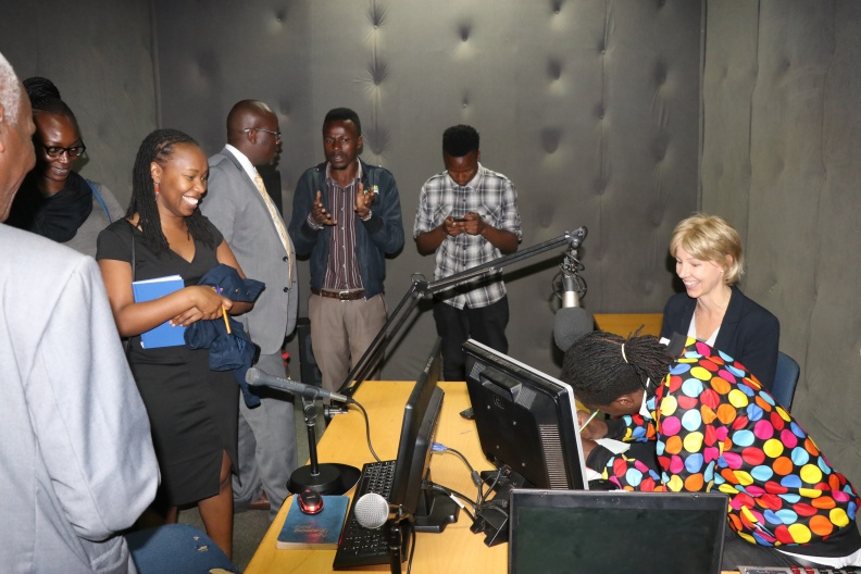 British High Commissioner at Moi University3