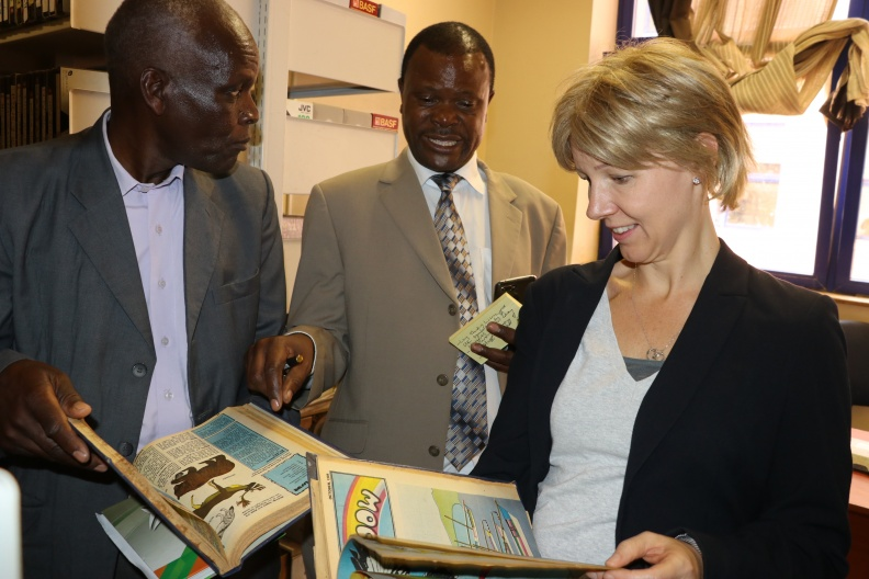 British High Commissioner at Moi University4
