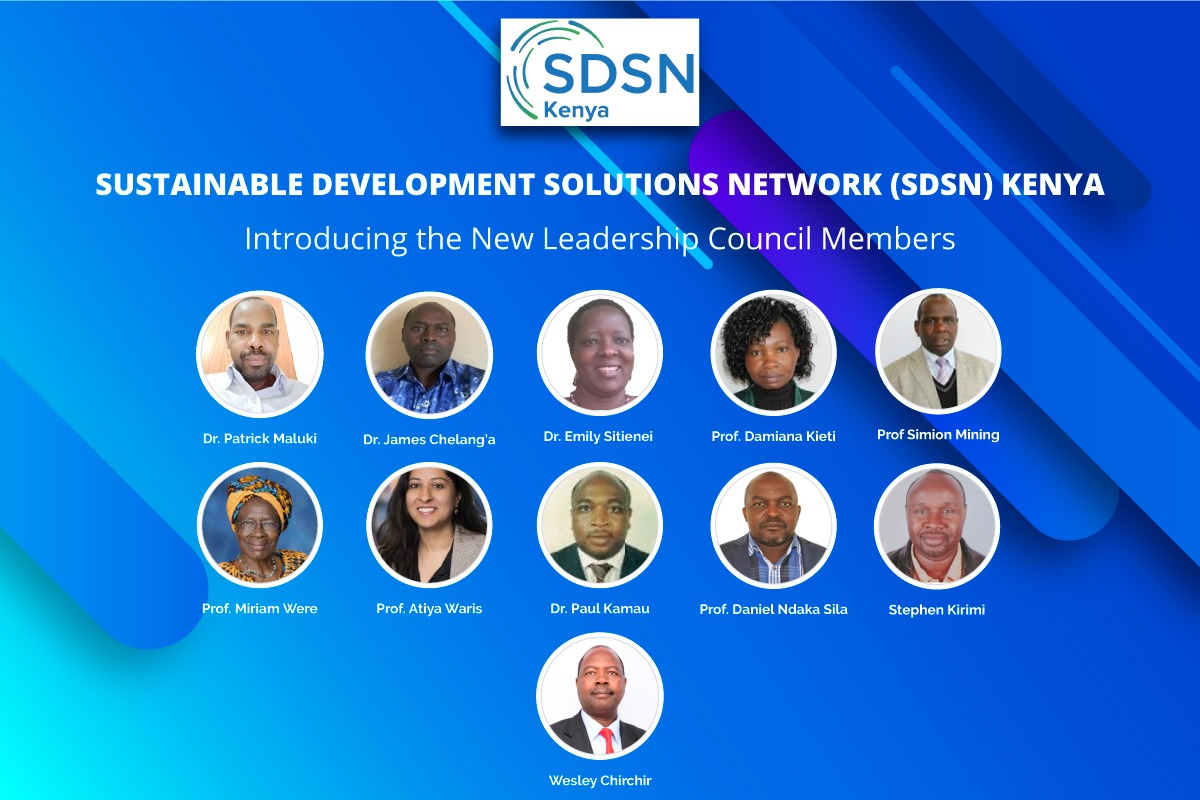 Official Launch Event for the SDSN Network - Kenya
