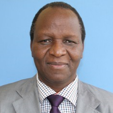 Dr. John Ayieko - Dean of Students