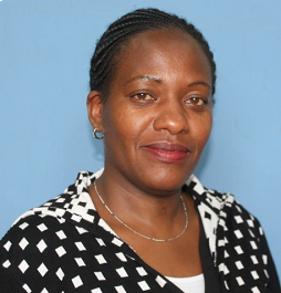 <strong>Ms. Petrolina Chepkwony</strong> - Senior Legal Officer
