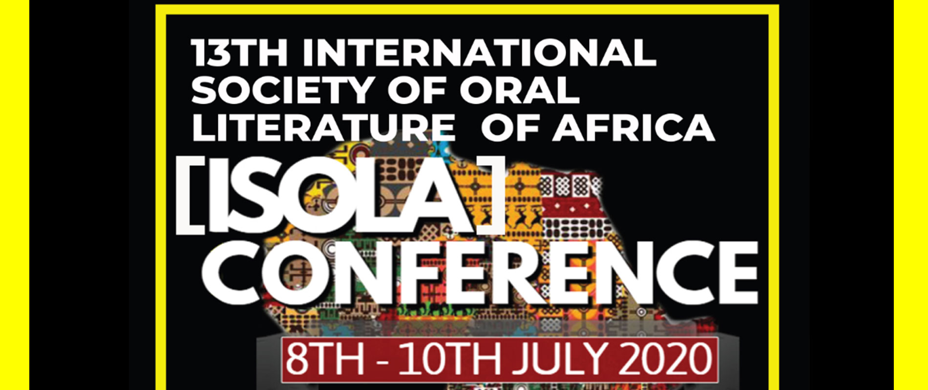 isola conference banner