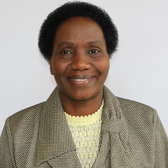 Prof. Ruth Tubey - Director, IEDS